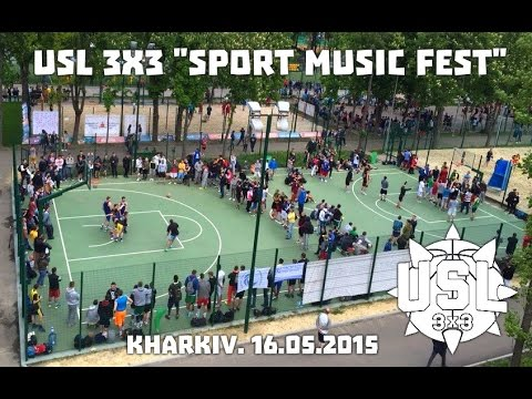 USL 3x3 'Sport Music Fest 8' Review by Street Truth