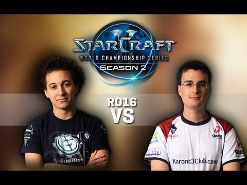 starcraft 2 - Follow the whole series on http://wcs.esl.eu http://www.twitter.com/esltv http://www.twitter.com/starcraft.