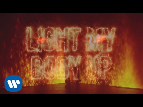 Light My Body Up Lyric Video [Feat. Nicki Minaj & Lil Wayne]