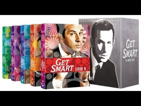 Get Smart The Complete Sires - Unboxing