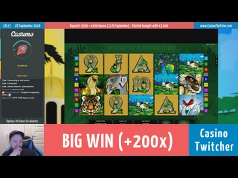 Adventure Palace - BIG WIN - Bet size: €0.90
