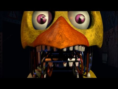 NEVER ENDING TORTURE - FIVE NIGHTS AT FREDDY'S 2 - PART 4 (Gameplay, Night 4)