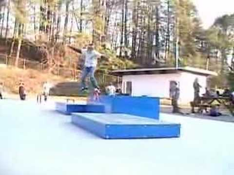 pottsville skate sesh
