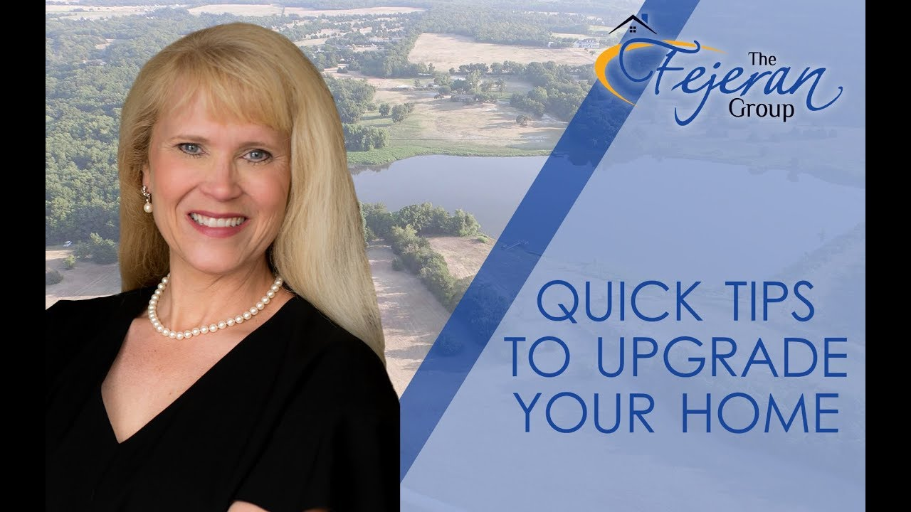 Quick Tips to Upgrade Your Home