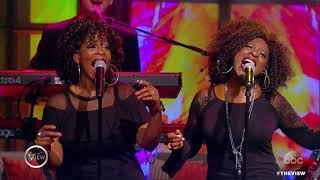 Scarborough Performs 'Time Rolls On' | The View