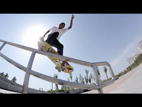 skating - See where else we like to skate! Head over to http://win.gs/1kIeApj Originally built to house over a million people, the Chinese city of Ordos now lies deser...