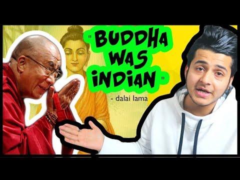 (DALAI LAMA : BUDDHA WAS INDIAN - Duration: 5 minutes, 21 seconds.)