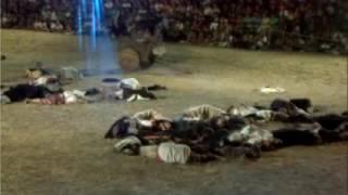 Crucifixión de Prisioneros.