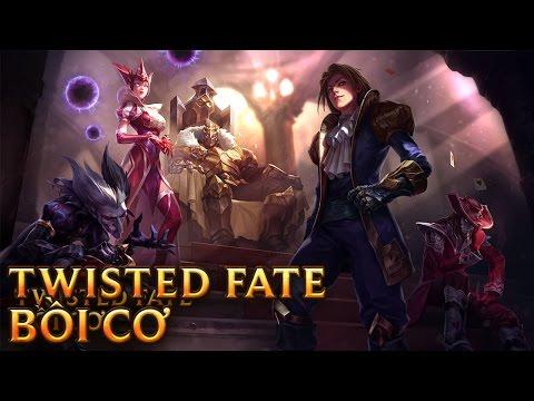 Twisted Fate Bồi Cơ
