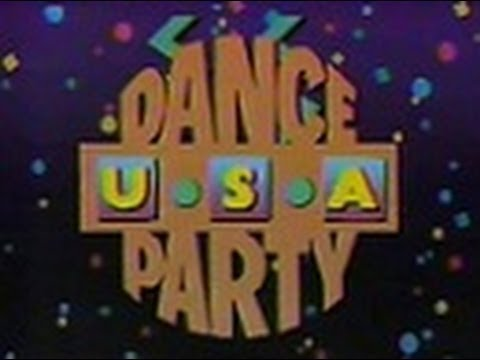 usa_network - Here's the ending moments of Dance Party USA on USA Network, hosted by Andy Gury. Includes: Promo for Bumper Stumpers, for weekdays at 4:30pm (3:30 Central) ...
