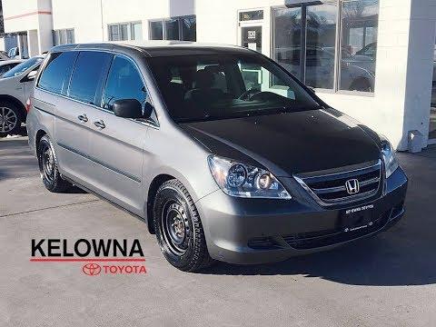 Pre-Owned 2007 Honda Odyssey LX