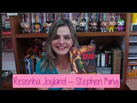 #RESENHA Joyland - Stephen King | Fik Dik Blog
