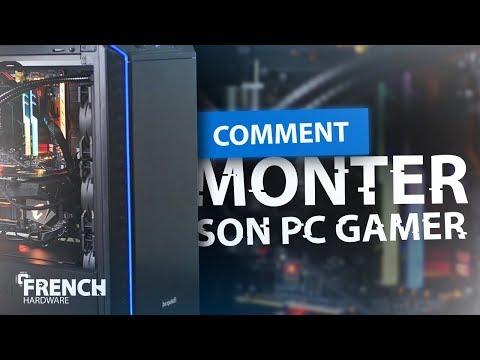 COMMENT MONTER SON PC GAMER FACILEMENT !