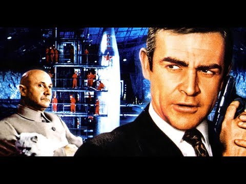 #103 -  James Bond Retrospective 006 - You Only Live Twice (1967) Review - Crawford-Clark Close-Up
