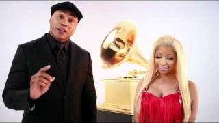 2012 54th Grammy Promo... Behind the scenes