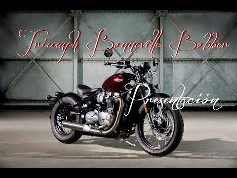 Triumph Bonneville Bobber en Maquina Motors - Barcelona
