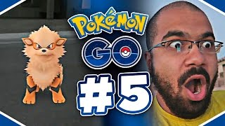 Pokémon GO #5 THE GREAT ARCANINE HUNT by King Nappy