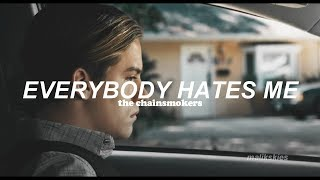 Video The Chainsmokers - Everybody Hates Me (Traducida al español) MP3, 3GP, MP4, WEBM, AVI, FLV April 2018