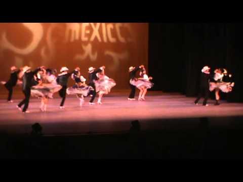 Raices de Nuestro México 2013 l Xochipilli l Chihuahua