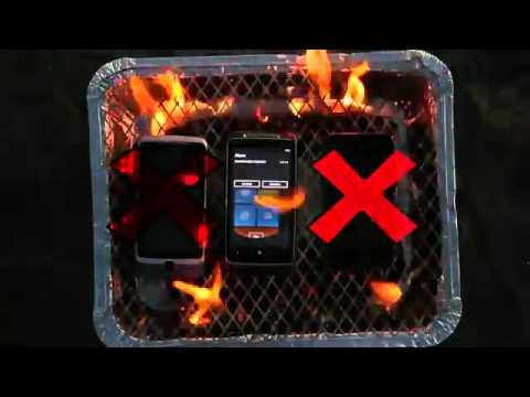 Smartphone BBQ