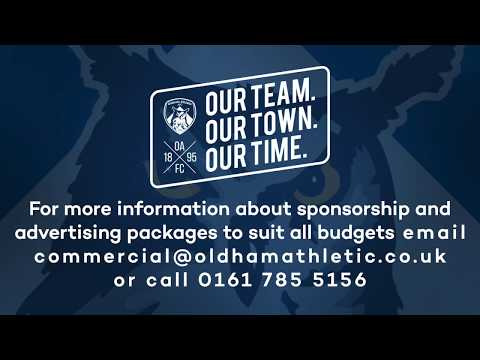 Oldham Athletic Commercial OpportunitiesOldham Athletic Commercial Opportunities<media:title />