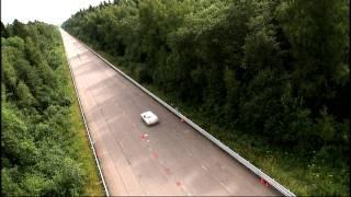 Moscow Unlim 500: Nissan GT-R Vs BMW M6