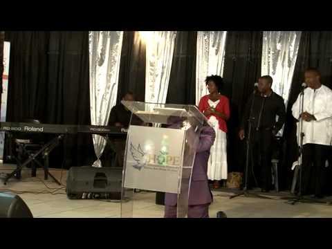 Pastor Tony Seaka - Guest speaker: Pastor Moses Metlae - Deliverance, Holiness and Wealth