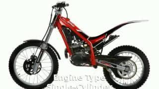 7. 2012 GAS GAS TXT Boy 50  Details Info Top Speed Specification Transmission superbike