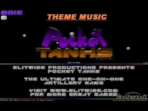 Pocket tanks In-game theme music by DNA-groove