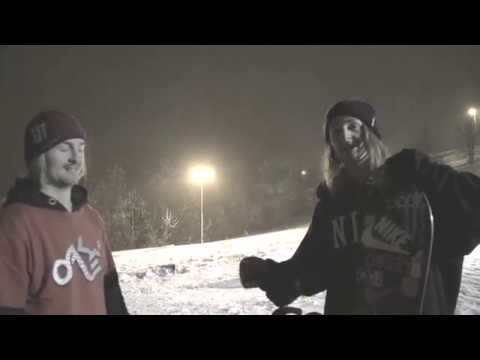 Eiki & Halldor - Game of Meat at The Ice Rink