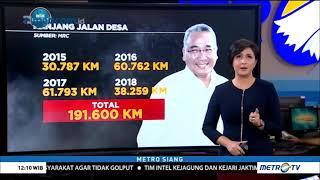 Video Cek Data Jalan Baru di Desa di Era Jokowi Capai 191 Ribu Km MP3, 3GP, MP4, WEBM, AVI, FLV Februari 2019
