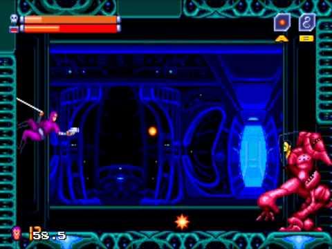 Phantom 2040 Megadrive