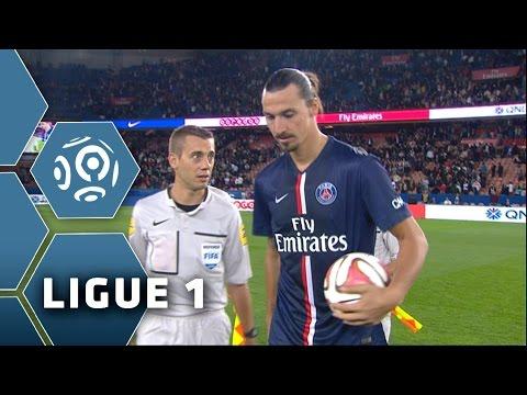 Paris - Revivez les meilleurs moments de Paris Saint-Germain - AS Saint-Etienne (5-0) en vidéo. Ligue 1 - Saison 2014/2015 - 4ème journée Parc des Princes - dimanche 31 août 2014 Buteurs : Stéphane...