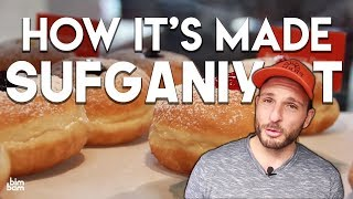 How It's Made: Sufganiyot