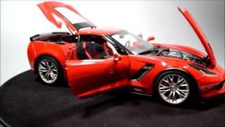 AUTOart Corvette (C7) Z06