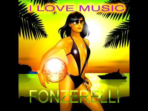 Fonzerelli - I love Music (Yer Man Mix) [Big In Ibiza]