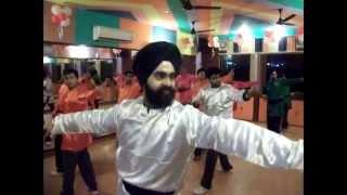 Son Of Sardaar Po Po  Song - Dance Steps By Step2Step Dance Studio