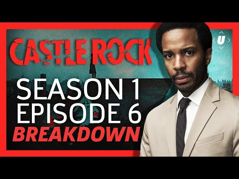 """Castle Rock Episode 6 Breakdown! """"Filter"""" 