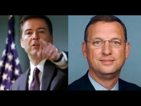 Doug Collins Proves Without A Doubt That FBI Director James Comey Covered Up