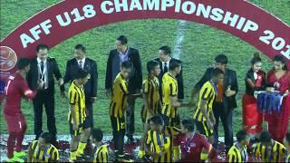 Video Full Victory Ceremony AFF U-18 2017 Myanmar MP3, 3GP, MP4, WEBM, AVI, FLV Maret 2018