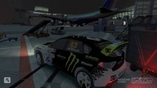 Gta IV Gymkhana Drift with Ken Blocks