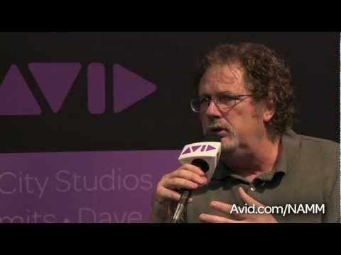 NAMM 2013: Dave Pensado