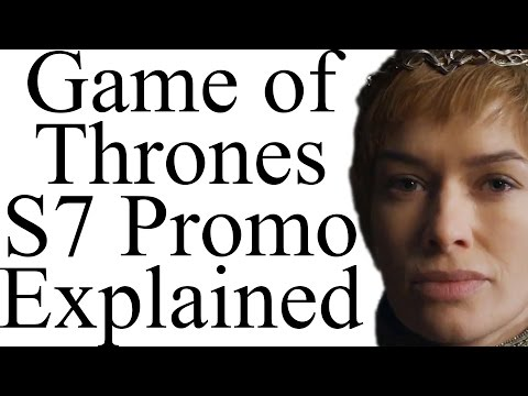 Game of Thrones Season 7 Long Walk Promo