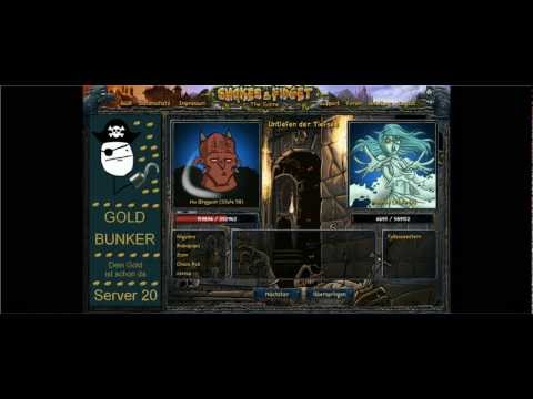 Goldbunker S20 Raid 3/50 Shakes and Fidget [HD]