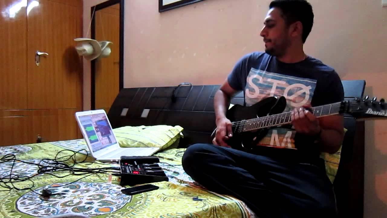 humko hami se hindi song guitar lead