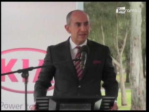 Quito y Kia Motors firmaron alianza para impulsar la movilidad sostenible