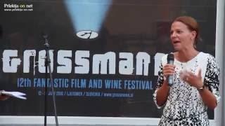 Otvoritev 12. Grossmannovega festivala