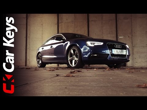Audi A5 Sportback 2014 review – Car Keys