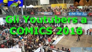 Ecco a voi un meraviglioso Vlog all'interno della Fiera della Comics che si è svolto dall'11 al 13 Marzo 2016 a Rho Fiera di Milano. In questo video, oltre l...