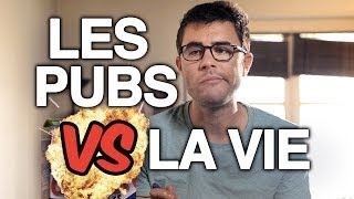Video Cyprien - Les pubs VS La vie MP3, 3GP, MP4, WEBM, AVI, FLV Agustus 2017